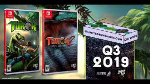 limited run games e3 2019 announcements 025 turok 2 seeds of evil nintendo switch limitedgamenews.com