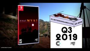 limited run games e3 2019 announcements 031 real myst masterpiece edition nintendo switch limitedgamenews.com