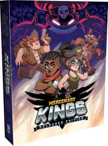 mercenary kings reloaded edition retail steelbook edition limited run games ps4 cover limitedgamenews.com