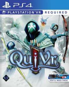 quivr perp games ps4 psvr cover limitedgamenews.com