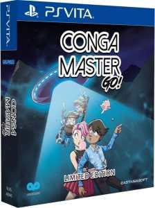 conga master go limited edition retail eastasiasoft ps vita cover limitedgamenews.com