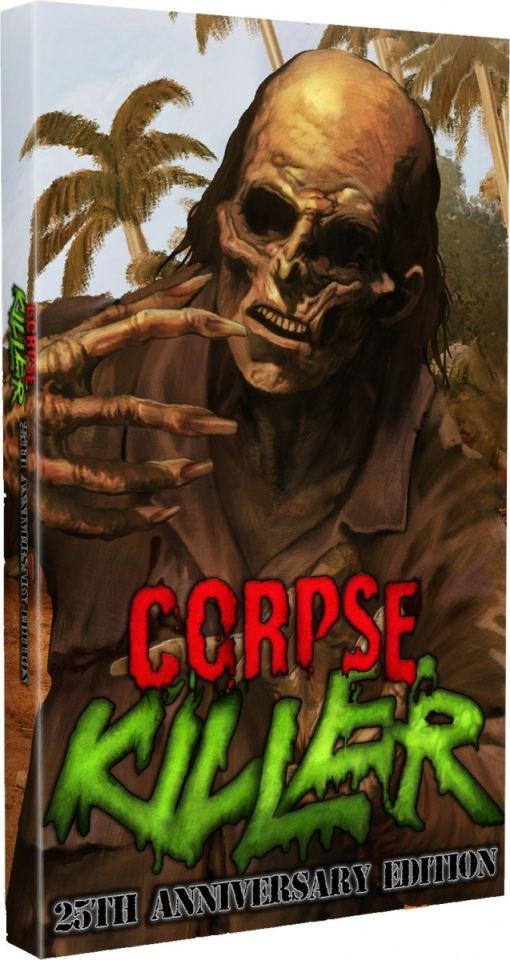 corpse killer collectors edition retail limited run games ps4 cover limitedgamenews.com