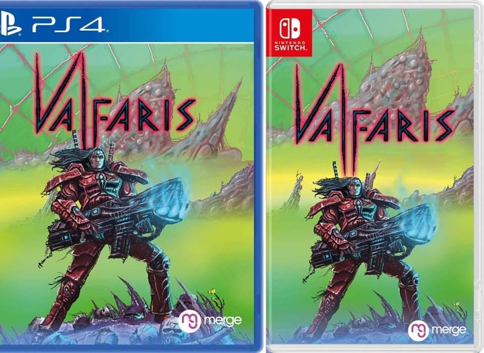 valfaris retail merge games ps4 nintendo switch cover limitedgamenews.com