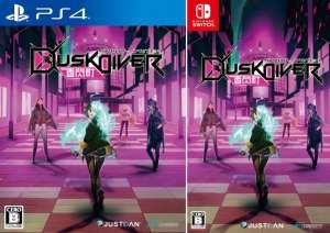 dusk diver retail standard edition asia multi-language nintendo ps4 switch cover limitedgamenews.com