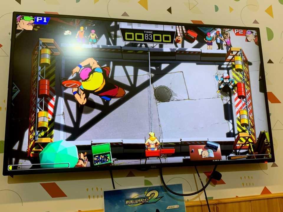 lgn con report gamescom 2019 dotemu arcade crew 001 windjammers 2 limitedgamenews.com