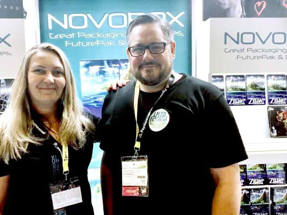 lgn con report gamescom 2019 meeting novobox 001 limitedgamenews.com