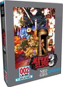 metal slug 3 retail limited run games classic edition ps vita ps4 cover limitedgamenews.com