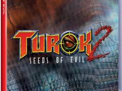 turok 2 seeds of evil retail limited run games nintendo switch cover limitedgamenews.com