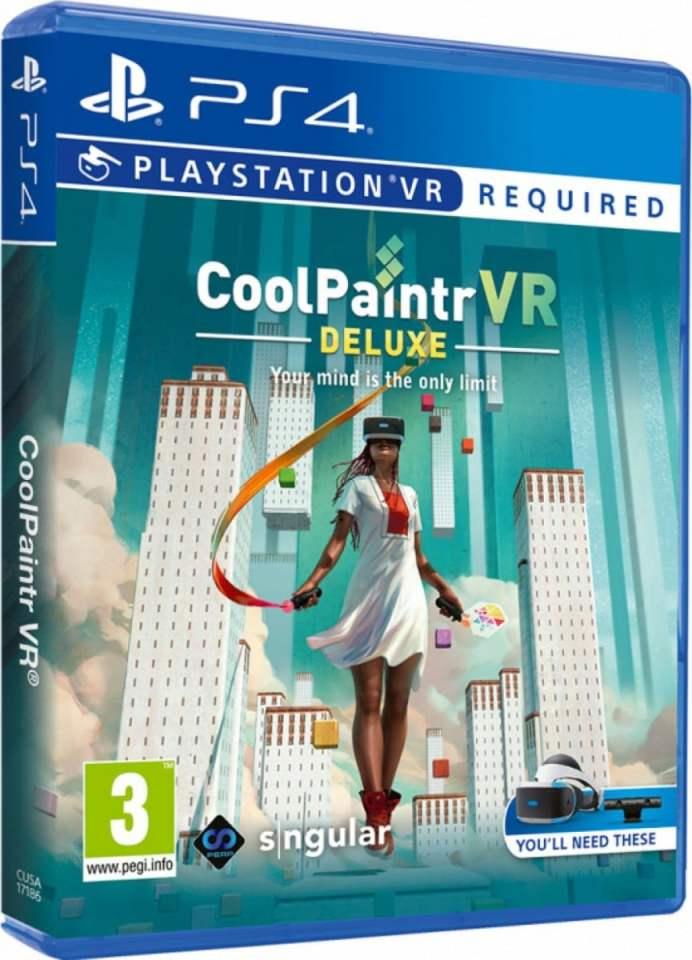 coolpaintrvr deluxe edition retail release ps4 psvr cover limitedgamenews.com