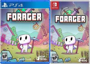 forager retail release ps4 nintendo switch limitedgamenews.com
