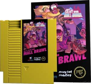 jay and silent bob physical release limited run games nintendo nes cover limitedgamenews.com
