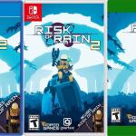 risk of rain 2 retail release xbox one ps4 nintendo switch cover limitedgamenews.com