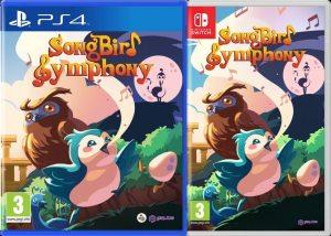 songbird symphony retail release nintendo switch ps4 cover limitedgamenews.com