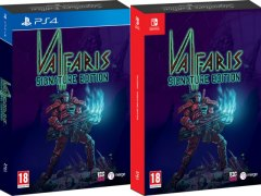 valfaris signature edition games physical release ps4 nintendo switch cover limitedgamenews.com