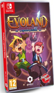 evoland legendary edition physical release super rare games nintendo switch cover limitedgamenews.com