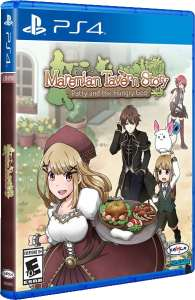 marenian tavern physical release limited run games ps4 cover limitedgamenews.com