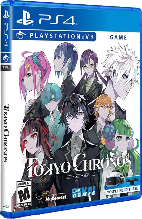 tokyo chronos physical release limited run games psvr cover limitedgamenews.com