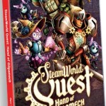 steamworld quest physical release super rare games nintendo switch cover limitedgamenews.com