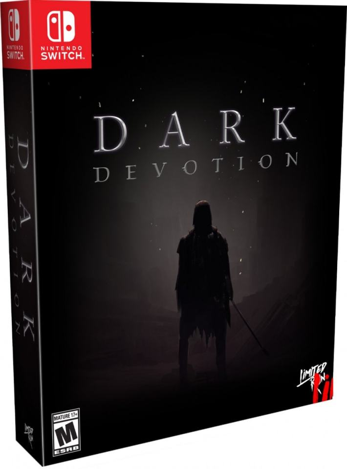 dark devotion physical release devoted bundle collectors edition limited run games nintendo switch cover limitedgamenews.com