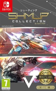 shmup collection physical release pixelheart nintendo switch cover limitedgamenews.com