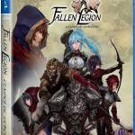 fallen legion flames of rebellion physical release limited run games ps4 cover limitedgamenews.com