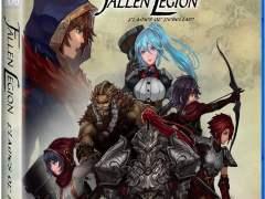 fallen legion flames of rebellion physical release limited run games ps4 cover limitedgamenews.com