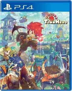 little town hero asia multi-language retail release ps4 cover limitedgamenews.com