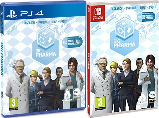 big pharma retail ps4 nintendo switch cover limitedgamenews.com