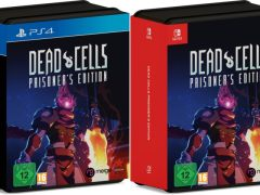 dead cells prisoners edition signature edition physical release ps4 nintendo switch cover limitedgamenews.com