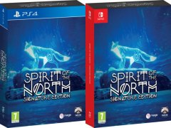 spirit of the north signature edition physical release ps4 nintendo switch cover limitedgamenews.com