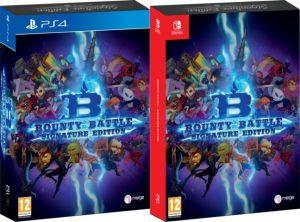 bounty battle signature edition games ps4 nintendo switch cover limitedgamenews.com