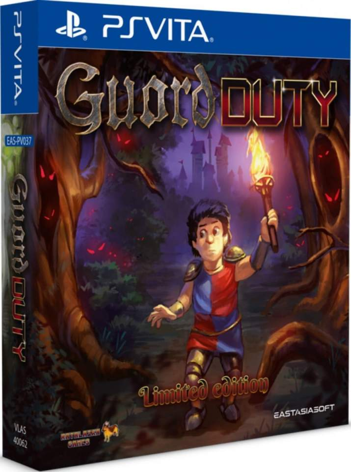 guard duty limited edition physical release east asia soft ps vita cover limitedgamenews.com