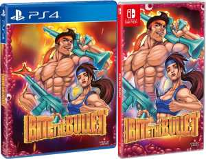 bite the bullet physical release standard edition strictly limited games ps4 nintendo switch cover limitedgamenews.com