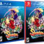 shantae and the seven sirens physical release standard edition limited run games ps4 nintendo switch cover limitedgamenews.com