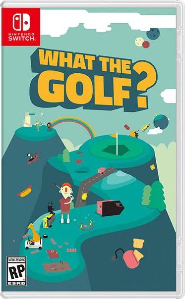 what the golf nintendo physical release iam8bit switch cover limitedgamenews.com