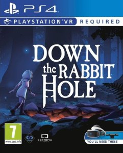 down the rabbit hole retail release perp games psvr cover limitedgamenews.com