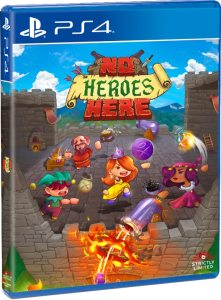 no heroes here physical release strictly limited games ps4 cover limitedgamenews.com