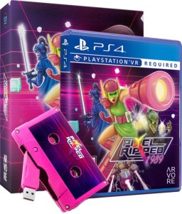 pixel ripped 1989 physical release pink cassette edition perp games psvr cover limitedgamenews.com