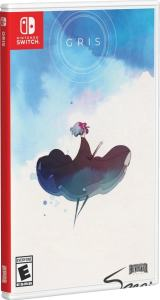 gris devolver digital physical release unnumbered re-release special reserve games nintendo switch limited run games cover variant limitedgamenews.com