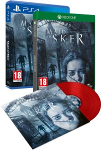 maid of sker exclusive signed edition perp games physical release xbox one ps4 cover limitedgamenews.com