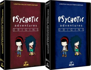psychotic adventures collectors edition physical release first press games ps4 nintendo switch cover limitedgamenews.com