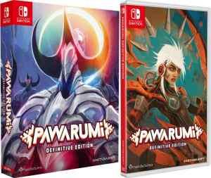 pawarumi definitive edition retail release eastasiasoft limited edition standard edition nintendo switch cover www.limitedgamenews.com