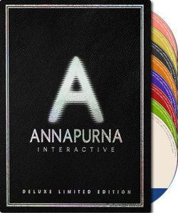 annapurna interactive ultra premium folio slipcase box set retail iam8bit ps4 cover www.limitedgamenews.com