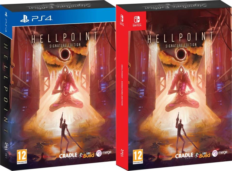 hellpoint retail release signature edition games ps4 nintendo switch cover www.limitedgamenews.com