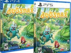 bugsnax retail fangamer playstation 4 playstation 5 cover www.limitedgamenews.com