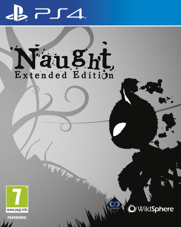 naught extended edition retail perp games playstation 4 cover www.limitedgamenews.com
