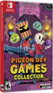 pigeon dev games collection awesome pea 1 2 bucket knight explosive jake physical retail release nintendo switch cover www.limitedgamenews.com