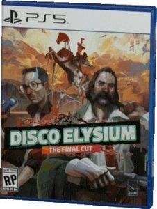 disco elysium final cut physical retail release collectors edition iam8bit playstation 5 cover www.limitedgamenews.com