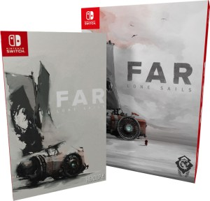far lone sails physical retail release gamefairy nintendo switch cover www.limitedgamenews.com