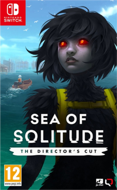 sea of solitude physical retail release nintendo switch cover www.limitedgamenews.com